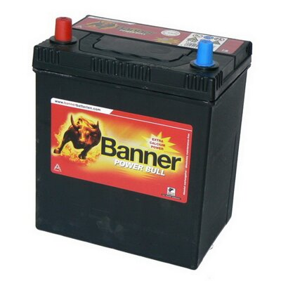 Autobaterie Banner Power Bull 40Ah 300A P40 27  ASIA TYP
