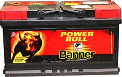 Autobaterie Banner Power Bull 72Ah 660A 7209