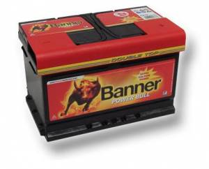 Autobaterie Banner Power Bull 80Ah 700A 8014