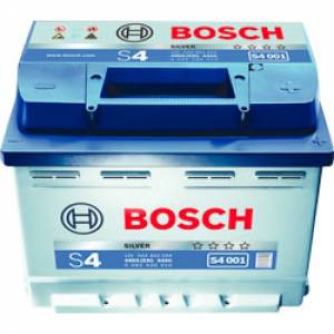 Autobaterie BOSCH S4 001  44Ah 440A 12V  0 092 S40 010