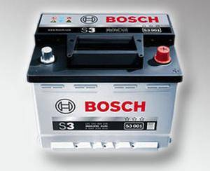 Autobaterie BOSCH  S3 002  45Ah 400A  12V 0 092 S30 020