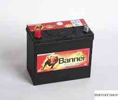 Autobaterie Banner Power Bull 45Ah 360A P45 24 Pol + vlevo ASIA TYP